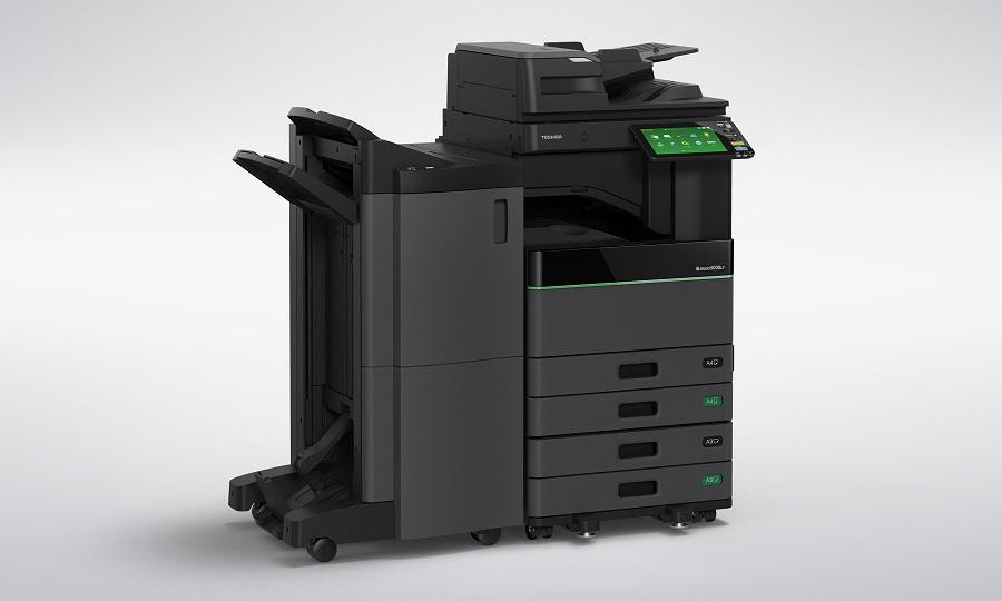 La nueva impresora multifunción de Toshiba permite reutilizar el papel