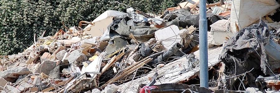 Acuerdo para eliminar 158 escombreras en la provincia de Segovia