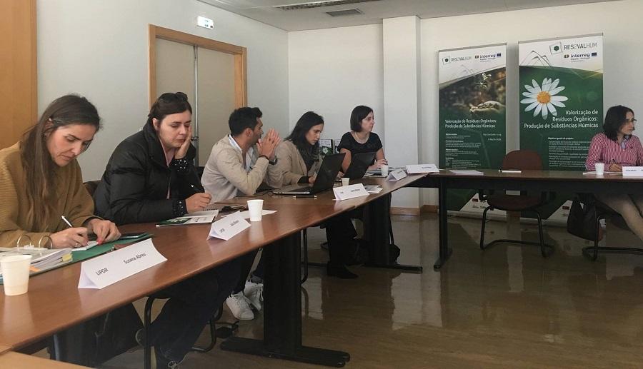 Segunda reunión del proyecto Res2ValHum