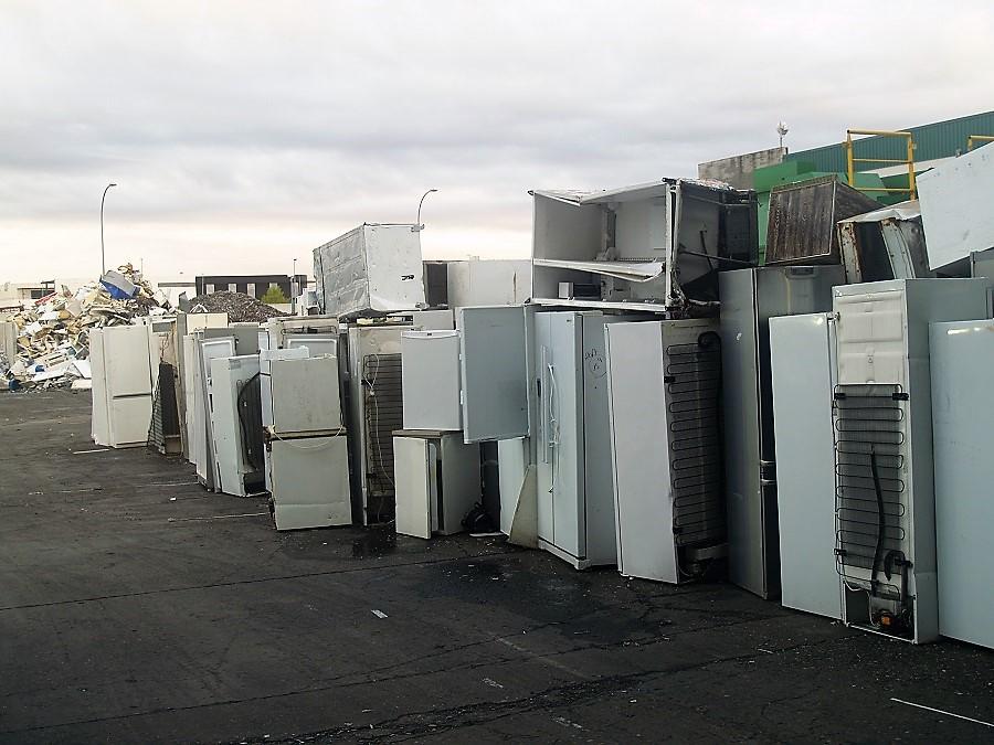Andalucía ha duplicado los residuos electrónicos recogidos en la Comunidad