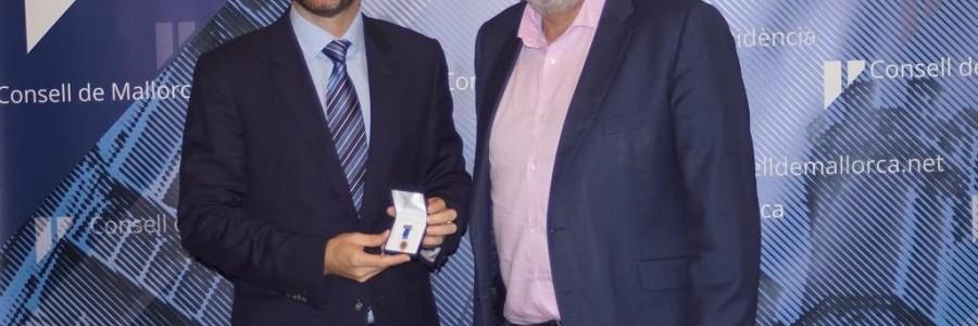 Tirme recibe la Medalla de Oro al Mérito en el Trabajo
