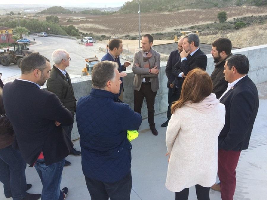 La Región de Murcia invierte en la mejora de la planta de tratamiento de residuos de Ulea