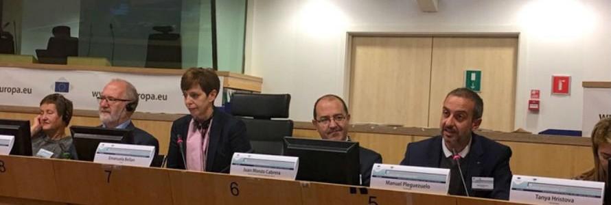 Murcia realiza aportaciones al dictamen europeo sobre transformación de residuos en energía