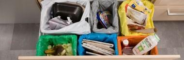 Getafe ensaya un sistema de reciclaje basado en bolsas de colores