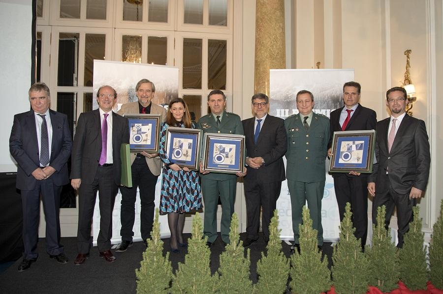 Recyclia entregó sus III Premios de Medio Ambiente