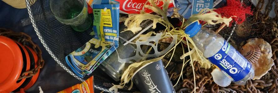 Repesca_Plas, proyecto para recoger y valorizar la basura marina en Galicia y Valencia
