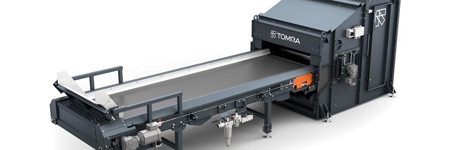 Equipos de clasificación de residuos de TOMRA Sorting en una de las mayores empresas de reciclaje de cobre del mundo