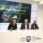 El Consorcio de Residuos de Gipuzkoa aprueba la licitación de la segunda fase del Complejo Medioambiental