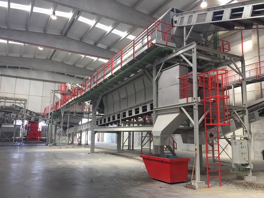 FCC comienza a explotar la planta de tratamiento de RSU del Alt Empordà