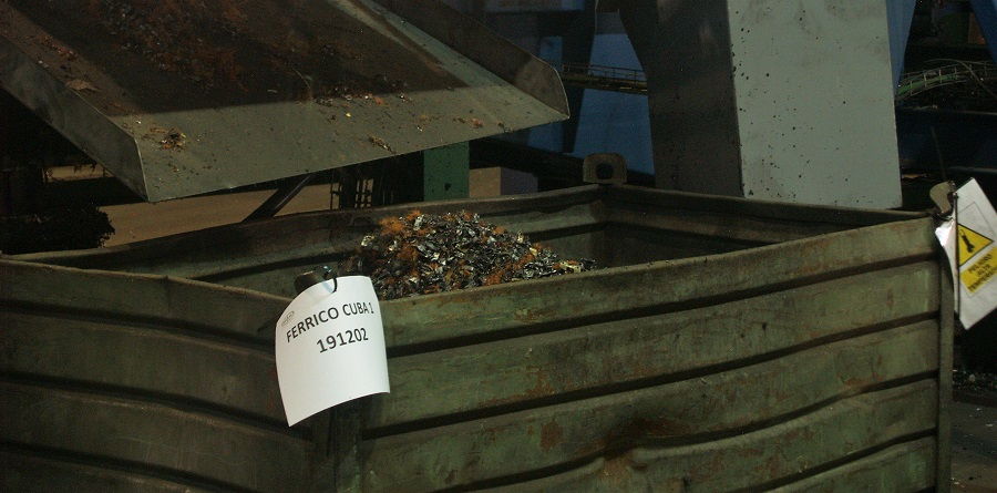 Asegre lanza un clasificador de residuos online