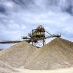 Cada español consume una media de 8,7 toneladas de materiales al año
