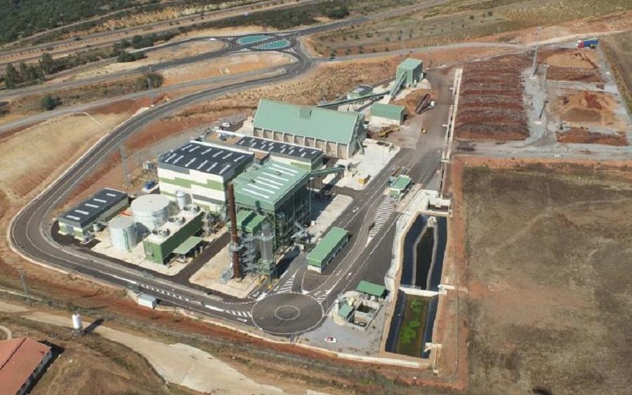 Sener construirá una planta de biomasa para Ence en Huelva