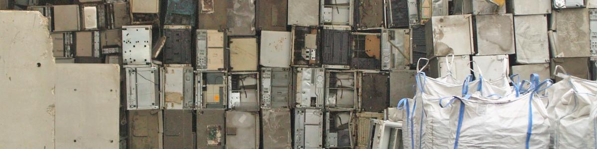 ERP supera los tres millones de toneladas de residuos electrónicos gestionados en Europa
