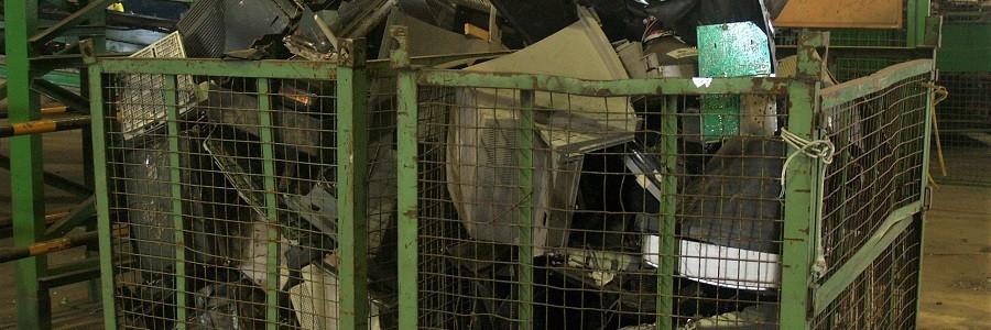 ECOLEC supera los cien millones de kilos de residuos electrónicos gestionados en un año