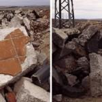 Denuncian un enorme vertedero ilegal de escombros en Valdemoro (Madrid)