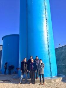 Los W-Tank permiten optimizar la producción del biogás en el marco del proyecto PercoMeta