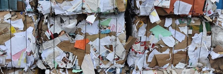 China amplía los permisos para importar papel recuperado a las pequeñas empresas papeleras