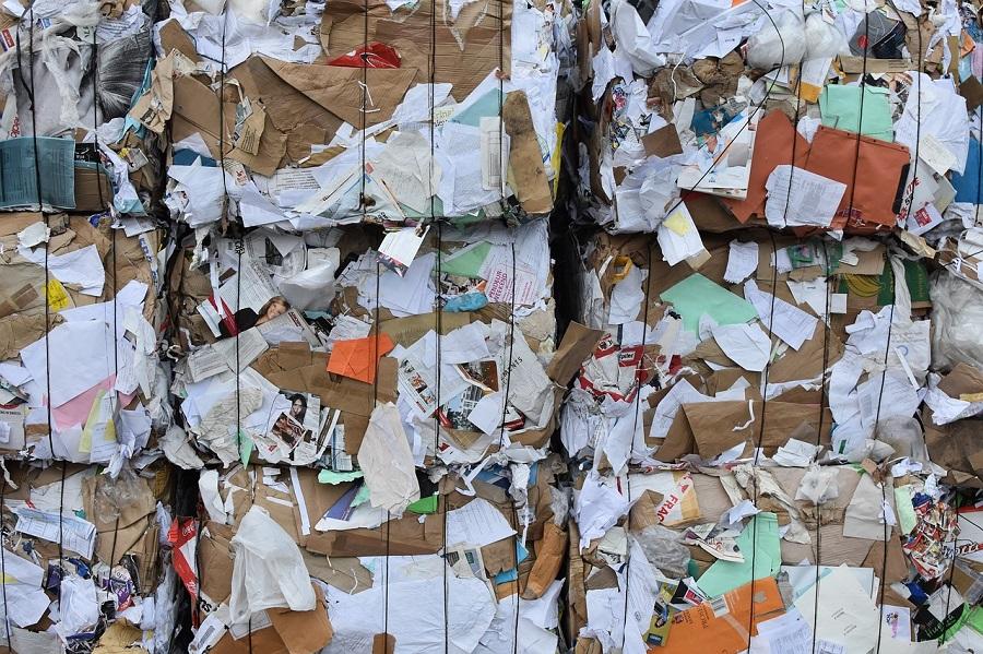 China amplía a las pequeñas papeleras los permisos para importar papel recuperado