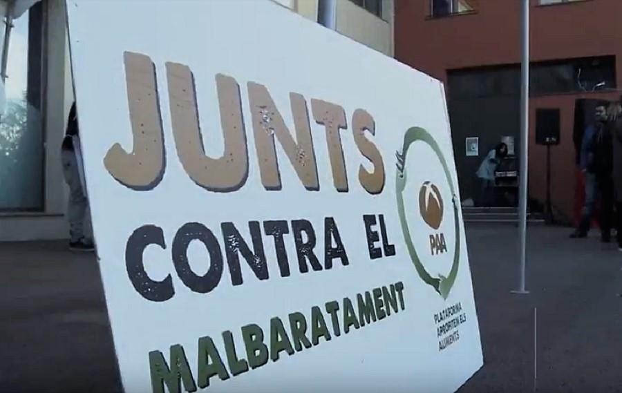 Candidatos catalanes a los premios de la prevención de residuos