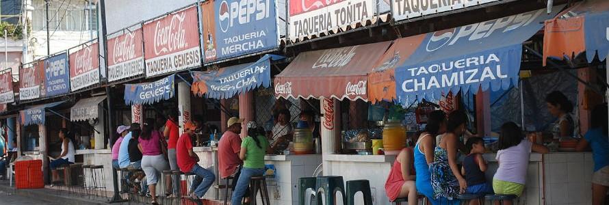 Sobredosis de residuos inorgánicos, la consecuencia de los puestos de comida rápida en México