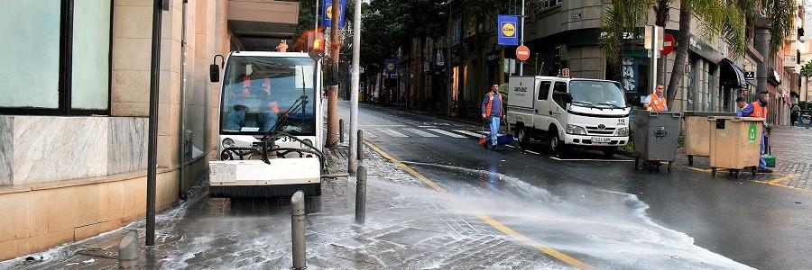 Recogidas 528 toneladas de residuos durante el Carnaval de Tenerife