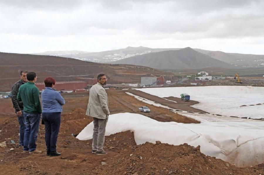 La planta de residuos de Lanzarote gestionó 100.000 toneladas de residuos en 2017