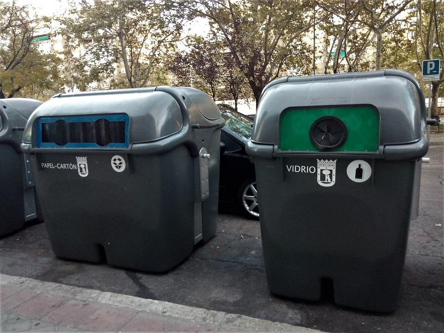 Abierta la consulta previa a la nueva ordenanza de residuos de Madrid
