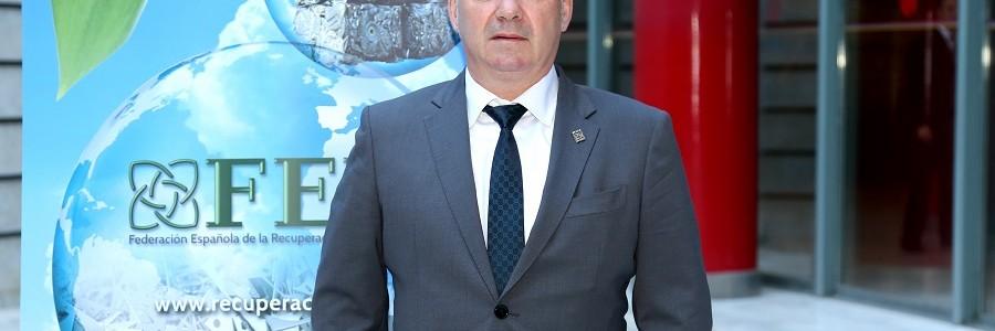 Ion Olaeta, presidente de FER: «Las plantas de tratamiento de residuos son las minas del siglo XXI»