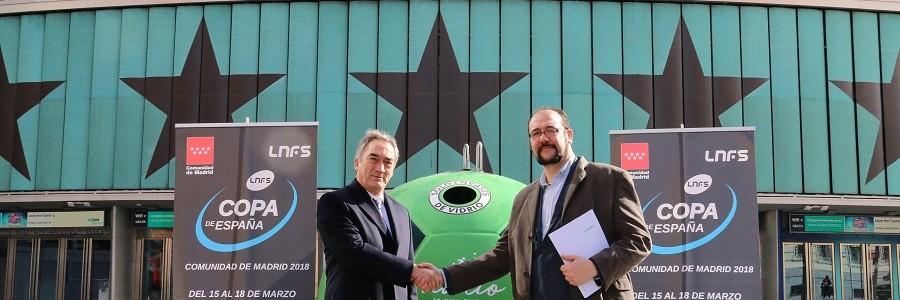 Ecovidrio, partner sostenible de la Liga Nacional de Fútbol Sala