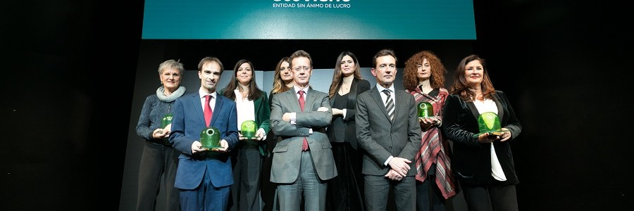 Ecovidrio entrega sus XVIII Premios Periodísticos