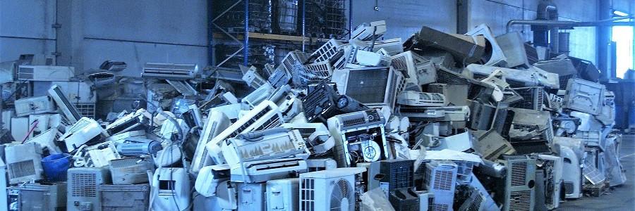 La Región de Murcia recicló 10.000 toneladas de residuos electrónicos en 2017