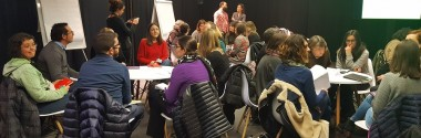 Los workshops del #wasteinprogress superan todas las previsiones de público y contenido