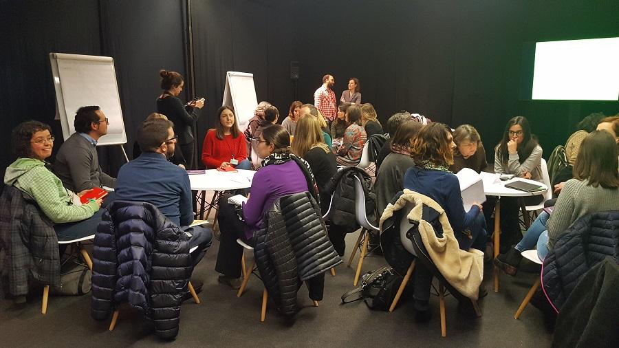 Workshop del #wasteinprogress