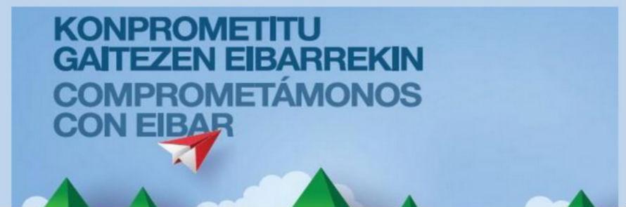Eibar gana el concurso de iniciativas para la prevención de residuos en Euskadi