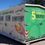 El Consorcio Valencia Interior mejora la recogida separada de residuos bonificando a los usuarios de los puntos limpios