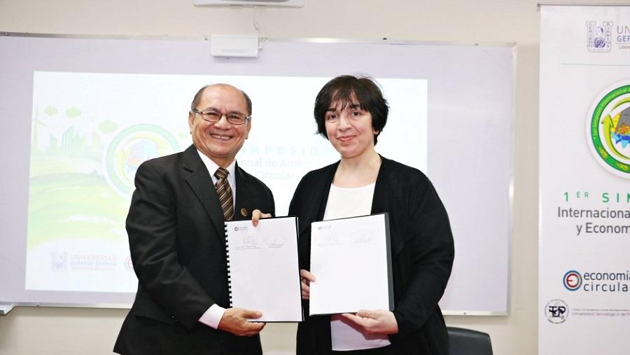 FEC y UGB impulsan el observatorio de economía circular de El Salvador
