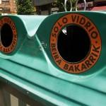 Euskadi recicló 58.800 toneladas de envases de vidrio el año pasado