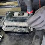 Proyecto para la recuperación de materiales contenidos en los vehículos fuera de uso