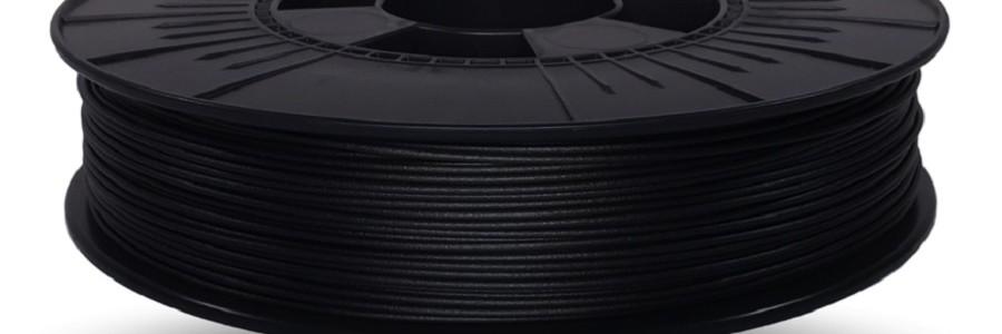 Filamento para impresión 3D a partir de residuos de fibra de carbono en polvo