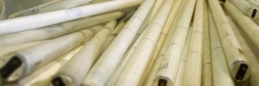 Ecolum multiplica por cuatro la recogida de residuos de iluminación en Canarias