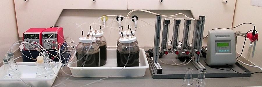 Aprovechamiento como fertilizante del gas amoniaco presente en aguas residuales y lixiviados