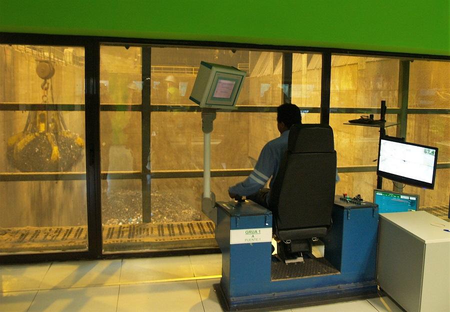 La valorización energética de residuos emplea a 2.500 personas en España
