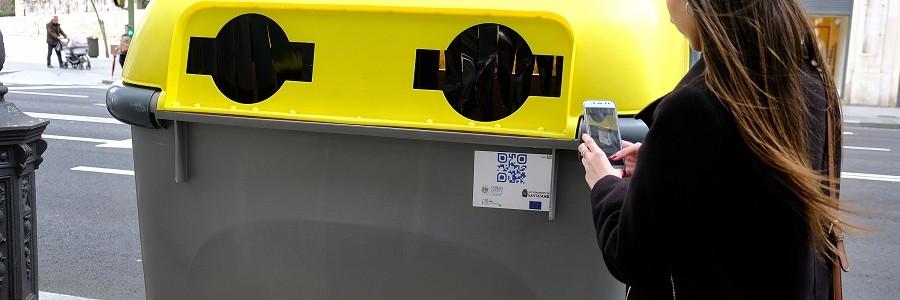 Santander incentivará el reciclaje con una app