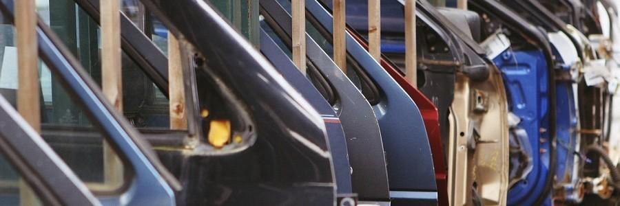Los desguaces del País Vasco informarán sobre reutilización de piezas y reciclaje de vehículos con una nueva Memoria Anual