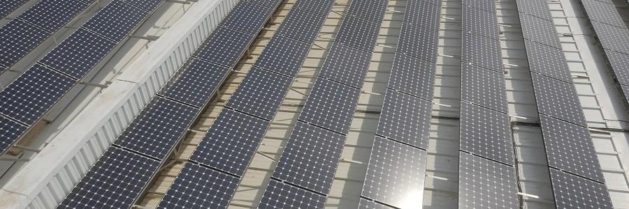 Energía solar fotovoltaica para el sector del reciclaje