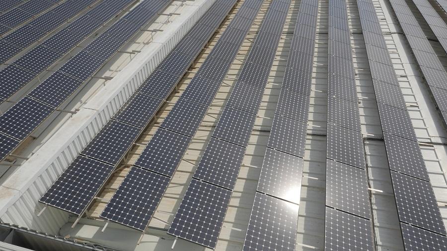 Energía solar fotovoltaica en el sector del reciclaje