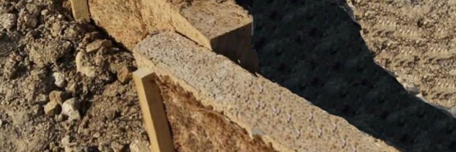 Un nuevo material biodegradable a partir de residuos mejora la recuperación de suelos afectados por incendios