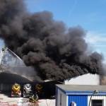 La Fiscalía de Medio Ambiente investiga los incendios en plantas de reciclaje