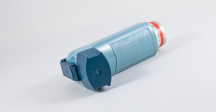 Campaña para el reciclaje de inhaladores
