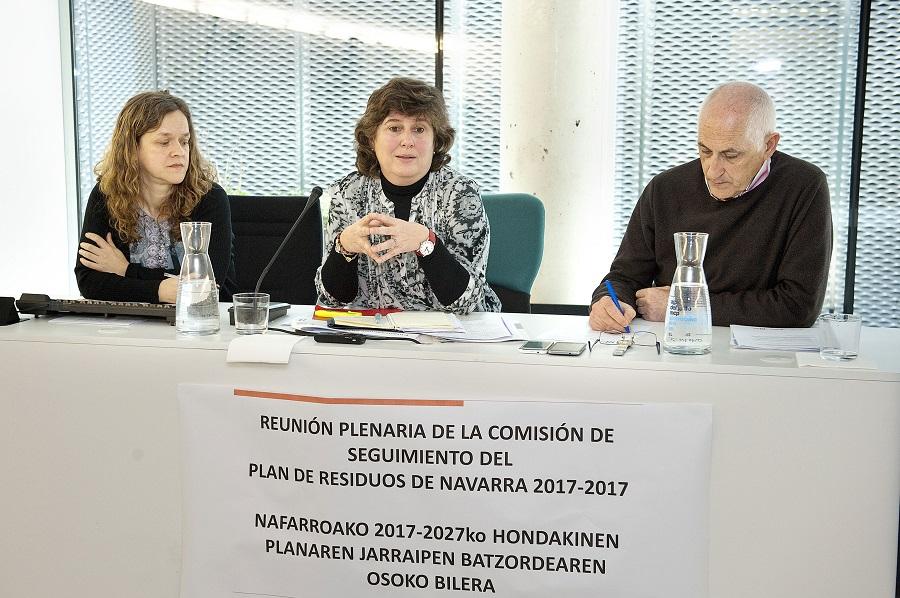 Presentada la oficina de prevención de residuos y economía circular de Navarra